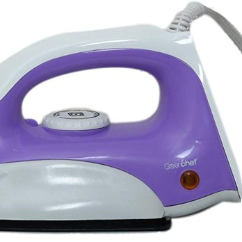 Greenchef D-607 Iron Linght Weight Electric Iron-1000 watts